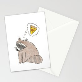 Pizza Dreams Stationery Cards
