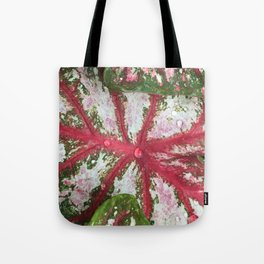 Heart of the Leaf Tote Bag
