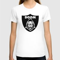 doom T-shirts featuring Doom by Buby87