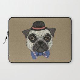Mr Pug Laptop Sleeve