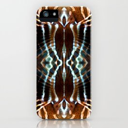 Lionfish Pattern iPhone Case