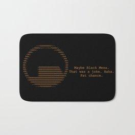 Black Mesa Bath Mat
