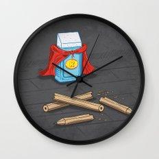 Super Rubber Wall Clock