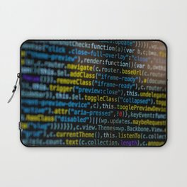 Code Master (Color) Laptop Sleeve