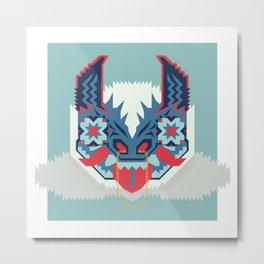 Ozo Orureño Metal Print