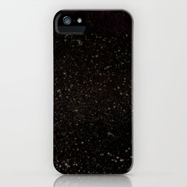 Chemical Constellation #4 iPhone Case