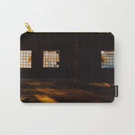 Three Windows Carry-All Pouch