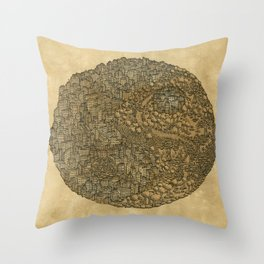 balance? Throw Pillow