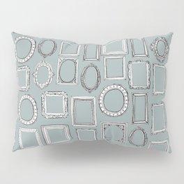 picture frames grey Pillow Sham