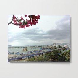 Nha Trang, Vietnam Metal Print