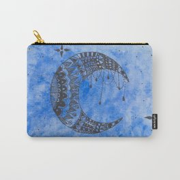 Save A Secret For The Moon Carry-All Pouch
