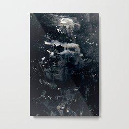 Pale Figure Metal Print