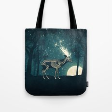 The Forest of the Lost Souls Tote Bag