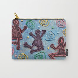Dance Party Carry-All Pouch