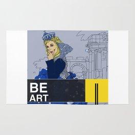 BE  ART Rug