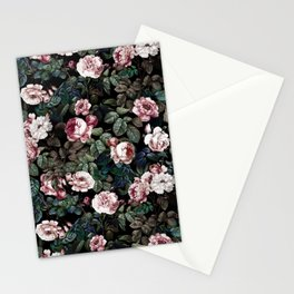 NIGHT FOREST XX Stationery Cards