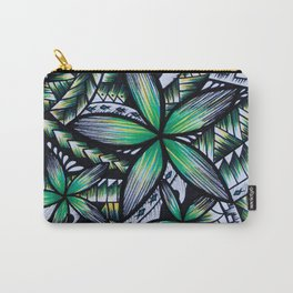 Samoan Green Machine Carry-All Pouch