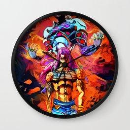 King Crimson Wall Clock