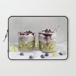 chia pudding Laptop Sleeve