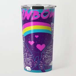 Kittens & Rainbows Travel Mug
