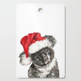 Christmas Koala Cutting Board