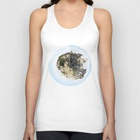 rome Tank Tops featuring ROME by fscVisuals