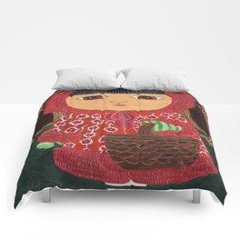 In The Hood Comforters