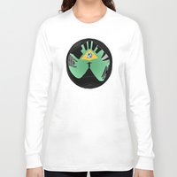 rio de janeiro Long Sleeve T-shirts featuring Rio de Janeiro by siloto