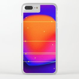 Tasty Candy Clear iPhone Case