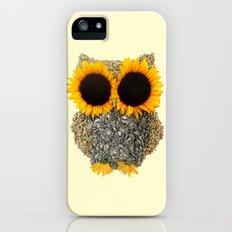 Hoot! Day Owl! Slim Case iPhone (5, 5s)