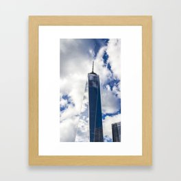 Freedom Tower Framed Art Print