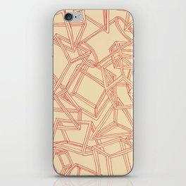 Geojumble One iPhone Skin