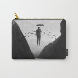 Journey to the Unknown Carry-All Pouch