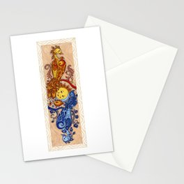 Carpe Diem, Carpe Noctem Stationery Cards