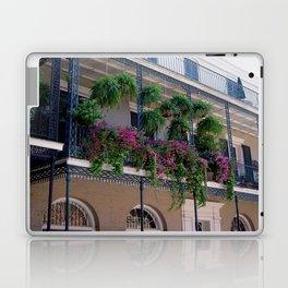 New Orleans Florals Laptop & iPad Skin
