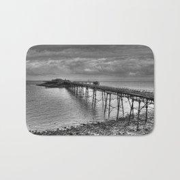 Birnbeck Pier, Weston-super-Mare Bath Mat
