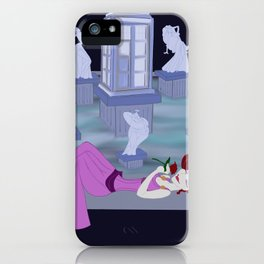Won't Say I'm in Love  iPhone Case