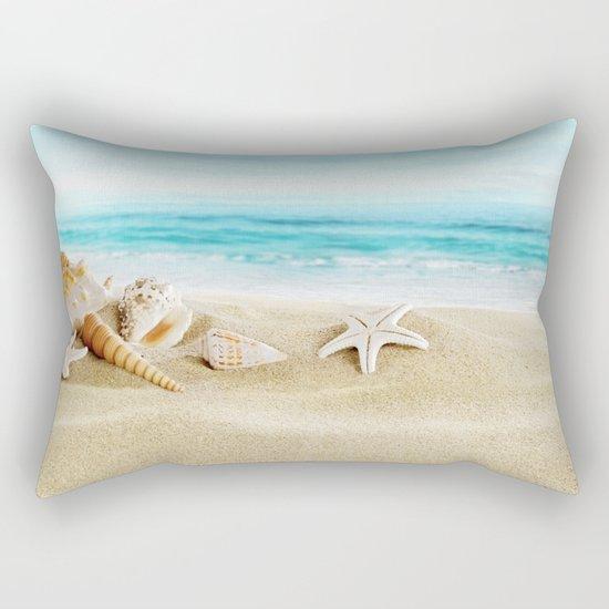 Sea Stars Rectangular Pillow