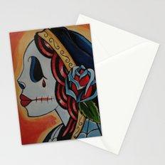 Fiery Deadhead Stationery Cards