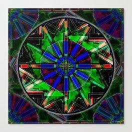 Maneating Quark Canvas Print