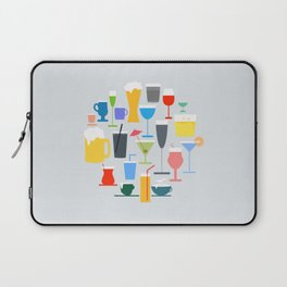 Time to Drink Laptop Sleeve