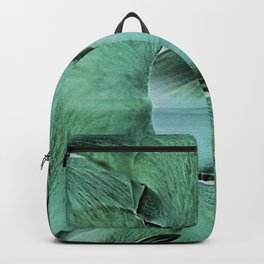 Gladioli Green Backpack