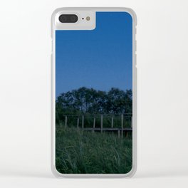 Night in Nida Clear iPhone Case