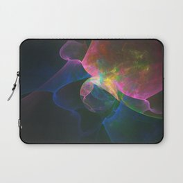 Colored Abstract Laptop Sleeve