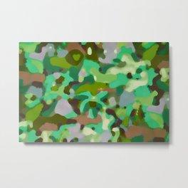 Abstract art 4. Metal Print