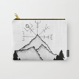 Mountain Compass Carry-All Pouch