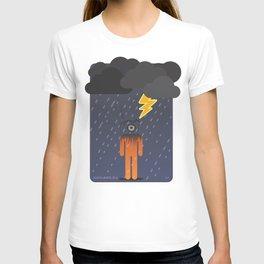 black glance T-shirt