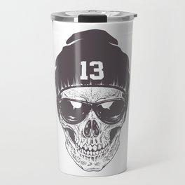 Urban Skull Travel Mug