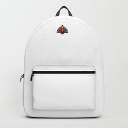 Keep Calm And Gobble Gobble Thanksgiving Backpack