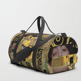 Klimt art Duffle Bag